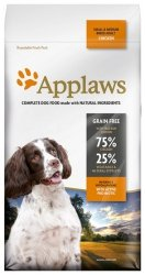 Applaws Adult Dog Small & Medium Breed Kurczak 7,5kg