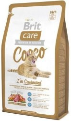 Brit Care Cat Cocco I'm Gourmand Duck & Salmon 2kg