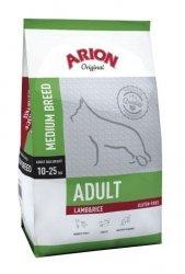 Arion Original Adult Medium Lamb & Rice 3kg