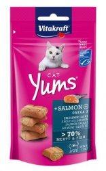 Vitakraft Cat Yums łosoś 40g [28823]