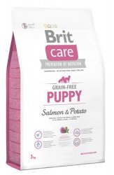 Brit Care Puppy Salmon & Potato 3kg