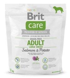 Brit Care Adult Large Salmon & Potato 1kg