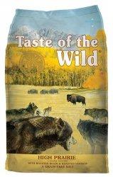 Taste of the Wild High Prairie Canine z mięsem z bizona 6kg