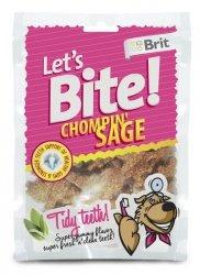 Brit Care Let's Bite Dog Chompin' Sage 150g