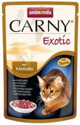 Animonda Carny Exotic z Kangurem saszetka 85g