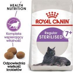Royal Canin Feline Sterilised +7 3,5Kg