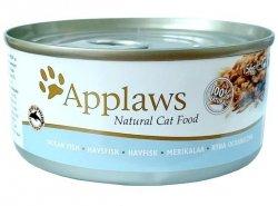 Applaws puszka dla kota Ryby Oceaniczne 156g