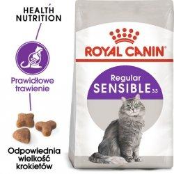 Royal Canin Feline Sensible 33 4kg