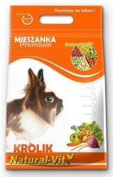 Natural-Vit Karma dla królika Premium 500g