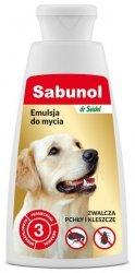DermaPharm Sabunol Emulsja przeciw pchłom dla psa 150ml