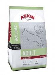 Arion Original Adult Small Lamb & Rice 1kg