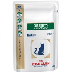 ROYAL CANIN CAT Obesity Management 100 g (saszetka)