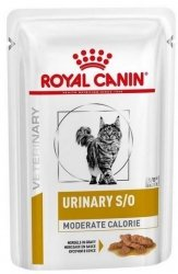 ROYAL CANIN CAT Urinary S/O Moderate Calorie 85g