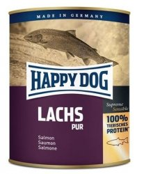 Happy Dog Lachs Puszka 100% Łosoś 800g