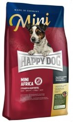 Happy Dog MINI Africa -Struś 4kg