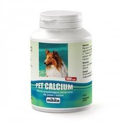 Mikita Pet Calcium 100 tabl.