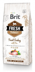 Brit Fresh Turkey & Pea Adult Fit 2,5kg