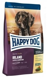 Happy Dog Supreme Irland łosoś i królik 300g