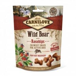 Carnilove Crunchy Snack Wild Boar Rosehips 200g