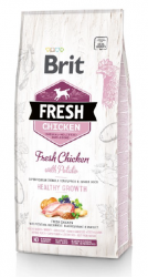 Brit Fresh Chicken & Potato Puppy 2,5kg