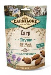 Carnilove Semi-Moist Snack Carp & Thyme 200g