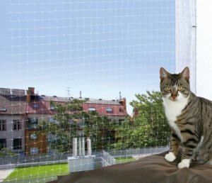 Trixie Siatka na okno transparentna 3x2m [44313]