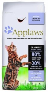 Applaws Cat Adult Chicken and Duck 2kg