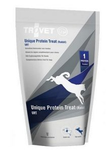 Trovet Unique Protein Treat URT Królik 125g