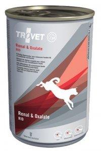 Trovet RID Renal & Oxalate dla psa puszka 400g