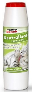 Certech Benek Neutralizator - Odkażacz zielona herbata 500g