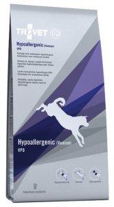 Trovet VPD Hypoallergenic Dziczyzna dla psa 3kg