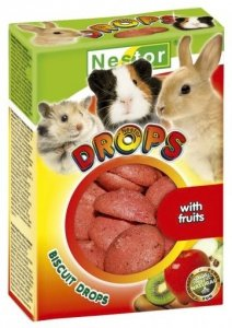 Nestor Dropsy dla gryzoni owocowe