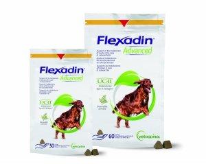 Vetoquinol Flexadin Advanced 60 mięsnych kąsków o wysokiej smakowitości