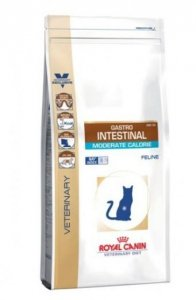 ROYAL CANIN CAT Gastro Intestinal Moderate Calorie 4kg