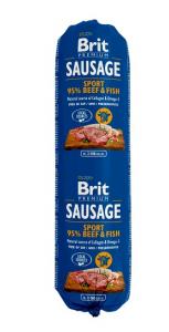 BRIT SAUSAGE BEEF & FISH - SPORT FORMULA 800G