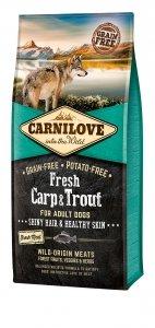 Carnilove Dog Fresh Carp and Trout 12kg