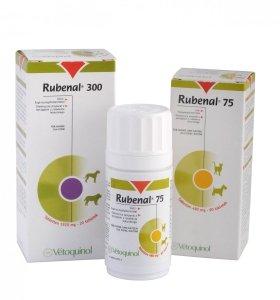 Vetoquinol Rubenal 300mg 60 tabletek