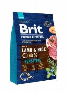 Brit Premium By Nature Sensitive Lamb 1kg