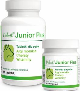 Dolfos Dolvit Junior Plus 90 tabletek