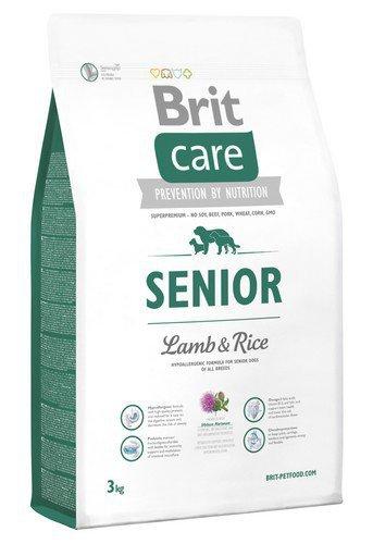 Brit Care Senior Lamb and Rice 3kg