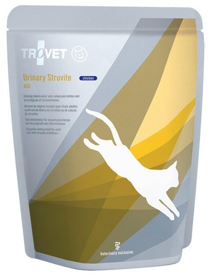 Trovet ASD Urinary Struvite dla kota saszetka 85g