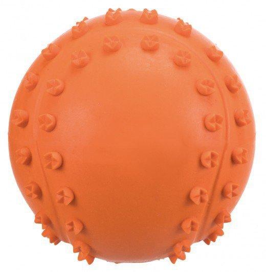 Trixie Piłka kauczukowa z wypustkami 6cm [34841]