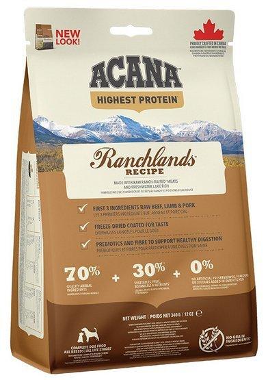 Acana Ranchlands Dog 340g