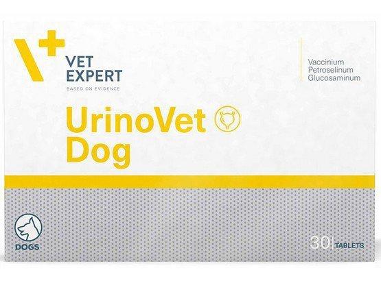 VetExpert UrinoVet Dog 30 tabletek