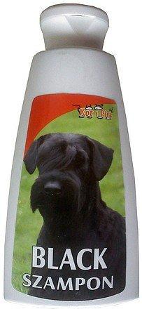DermaPharm Kot i Pies Szampon Black - pogłębia ciemny kolor sierści 150ml