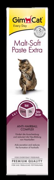 Gimpet Malt-Soft Extra Pasta odkłaczająca dla kota 100g