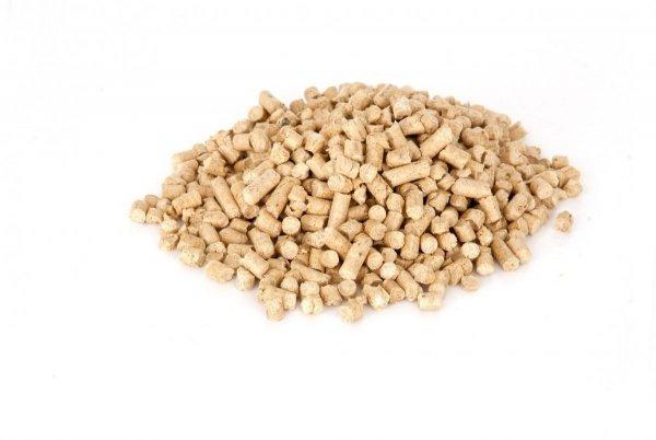 Żwirek drewniany podłoże dla kota i gryzoni 15kg 30l