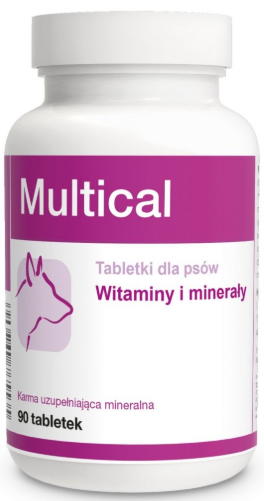 Dolfos Multical 90 tabletek