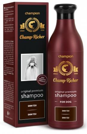 Champ-Richer Champion Szampon dla psów rasy Shih Tzu 250ml