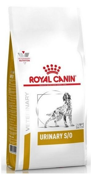 ROYAL CANIN Urinary S/O Canine 7,5kg